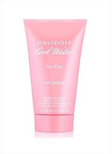 Davidoff Davidoff Cool Water Sea Rose 150 Ml Kadın Vücut Losyonu Renksiz